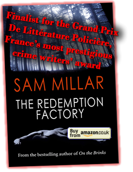 The Redemption Factory by Sam Millar